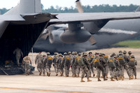 Loading Troops at Airport-1